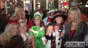 Bourbon Street with the Krewe of Kringle