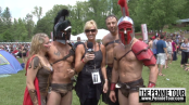 Warrior Dash and 300